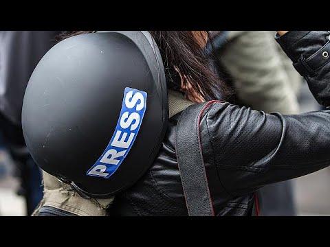 Δολοφονίες δημοσιογράφων στην Ευρώπη!