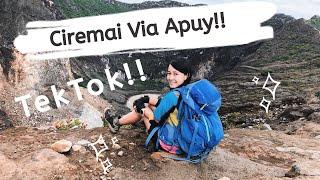 Download Video Fast Hike   Pendakian Ciremai via Apuy (with GPS Track) MP3 3GP MP4