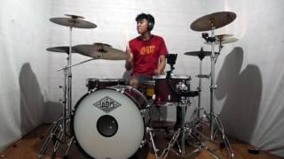 ADP - Dewa - Mistikus Cinta (Drum Cover)
