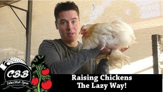 Hi All.As I said, this is my lazy method for raising chickens, and it works flawlessly, and I've been doing it for years now without a problem. These are the nipple feeders!http://amzn.to/2rUg88kIf you've got any questions, please ask below.Thanks!