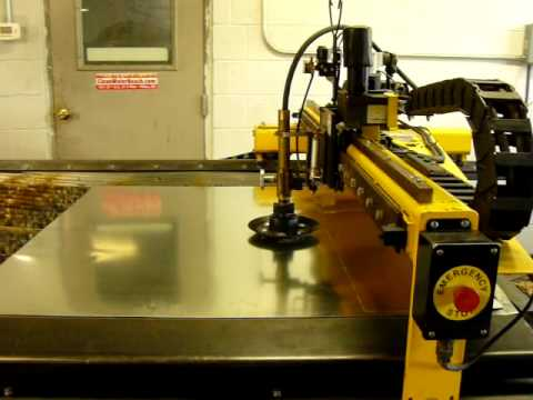 ESAB DUCTCUTTER Plasma Table