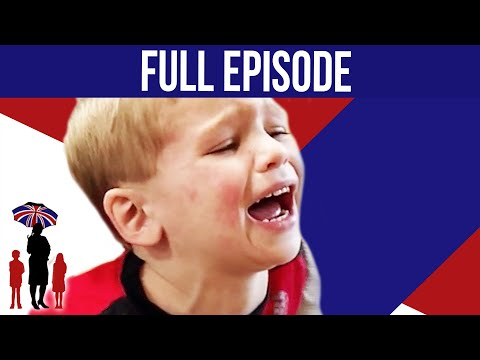 The Van Acker Family Full Episode | Season 7 | Supernanny USA