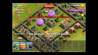 Clash of clans - How to farm