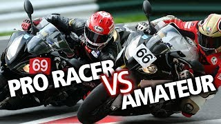 Video How much faster is a professional motorcycle racer? | BikeSocial MP3, 3GP, MP4, WEBM, AVI, FLV Desember 2018