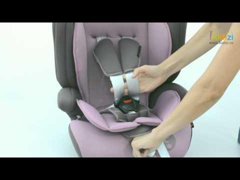 Prezentare video Bertoni-Lorelli scaun auto Maranello Plus