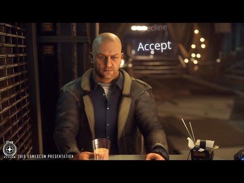 Star Citizen : une heure de gameplay