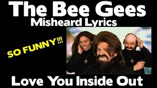 The Bee Gees are back with another Misheard ClassicPlease feel free to share www.stevieriks.net