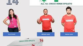 #vaporetti2018 Equipaggio N°14 Croce Verde