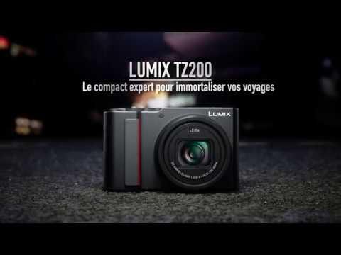 LUMIX TZ200 – Le compact expert pour immortaliser vos voyages