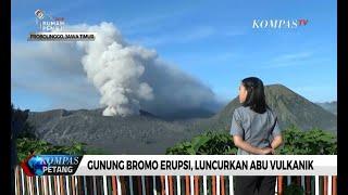 Video Gunung Bromo Erupsi, Luncurkan Abu Vulkanik MP3, 3GP, MP4, WEBM, AVI, FLV Maret 2019