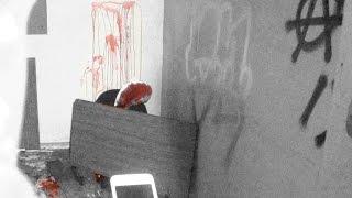DEAD BODY PRANK IN ABANDONED HAUNTED SCHOOL (WARNING)