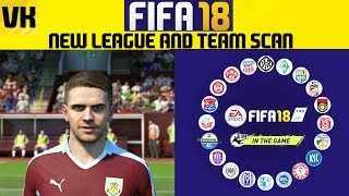 Here is a video discussing the new league coming to FIFA 18 and a confirmed team scan. Welcome to the #1 Place for Player Faces on Youtube! Subscribe for FIFA 18 and PES 2018 news and player faces videos: 🔴  Subscribe to the channel here: https://goo.gl/AaHRHe .✅  Join the Vapex Club for exclusive newsletters and 2 Private videos (FIFA 18 player face suggestions and PES 2017 Mods): http://eepurl.com/cO1skn✅  Help keep this channel going!https://www.patreon.com/VapexKarma---------------------------------------------------------Available September 29, 2017. FIFA 18 is fueled by Cristiano Ronaldo, all-time top scorer of Real Madrid C.F. and winner of the Best FIFA Men's Player Award.Pre-Order the Ronaldo Edition and get 3 Days Early Access: http://smarturl.it/qoctk5Powered by Frostbite, FIFA 18 blurs the line between the virtual and real worlds, bringing to life the heroes, teams, and atmospheres of the world's game. --------------------------------------------------------PES 18 (PES 2018) is scheduled to be released on the 14th of September.Pre-order now to receive exclusive content:• 2x Premium Partner Agents for myClub• UCL Agent for myClub• Exclusive Agent for myClubYou will also receive bonus myClub content:• 4x Start Up Agents• 1x Partner Club Agent• 10,000 GP x 10 weeksPES 2018 new features:• Gameplay Masterclass – Strategic Dribbling, Real Touch+ and new set pieces take the unrivalled gameplay to the next level• Presentation Overhaul – New menus and real player images• PES League Integration – Compete with PES League in new modes including myClub• Online Co-op -A mode dedicated to co-op play is newly added• Random Selection Match – Fan favourite returns with new presentation and features• Master League Upgrade – New pre-season tournaments, improved transfer system, presentations and functionality • Enhanced Visual Reality – New lighting, reworked player models and animations covering everything from facial expressions to body movement to bring the game to life----------------------------------------------------------► Subscribe to my Other Channel https://www.youtube.com/channel/UC-OlFXbaW43YlKqfVy1Tp6g►2nd Channel featuring non player faces content (uploads occasionally): https://www.youtube.com/channel/UCjXed8aFG8cxnYm0iNQraWg?tbft=1►If you would like to Donate (just like Twitch) to support my content :  https://streamtip.com/y/vapexkarma--------------------------------------------------------► Twitter: @vapexkarma ► Facebook: @vapexkarma► Instagram: @vapexkarma► Podcast: anchor.fm/vapexkarma----------------------------------------------------------► My Best videos: https://www.youtube.com/playlist?list=PLeVkMvUsXzoEdcbKCQIIUxwTNvppKYBQo► PES 2017: Inter Milan Master League: https://www.youtube.com/playlist?list=PLeVkMvUsXzoHZBuaHdW8ieM1ROA3xD6p9► FIFA 17 vs PES 17 Player Face Comparisons: https://www.youtube.com/playlist?list=PLeVkMvUsXzoFjICBaqUzkwoDYbuLribm4----------------------------------------------------------FIFA 17 is a sports video game made by EA Sports released on the 27th of September 2016 in America and 29th September 2016 worldwide. It uses the Frostbite engine and Marco Reus is the official cover star. Available on PS4, PS3, Xbox One s, Xbox one, Xbox 360 and PC.----------------------------------------------------------Pro Evolution Soccer or PES 2017 (also known as Winning Eleven 2017 in asia) is a sports video game made by Konami for Microsoft Windows, PlayStation 3, PlayStation 4, Xbox 360 and Xbox One. The game is the 16th installment in the Pro Evolution Soccer series. It was released in September 2016 and will be compatible with PS4 Pro console. Partner clubs include Barcelona, Liverpool, Borussia Dortmund and River Plate which means they have the official stadiums and kits as well as player names.Features include improved passing, Real Touch ball control, and improved goal tending technique. The cover of the game has Neymar, Messi, Suárez, Rakitić and Piqué.Game features include adaptive AI, edit and data sharing (through option files) and Match analysis.----------------------------------------------------------------------------------Production Music courtesy of Epidemic Sound: http://www.epidemicsound.com----------------------------------------------------------------------------------#PES2018 #FIFA18 #vapexkarma #playerfaces #PES2017 #FIFA17