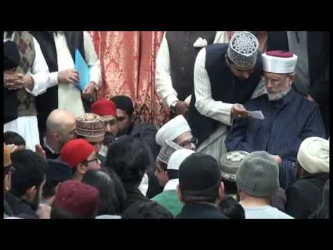 EID MILAD UN NABI CELEBRATION 2015 AT MINHAJ UL QURAN TORONTO CENTRE