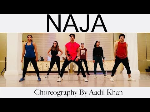 Naja | Pav Dharia | Aadil Khan Choreography | Beginner Level | Latest Punjabi Songs