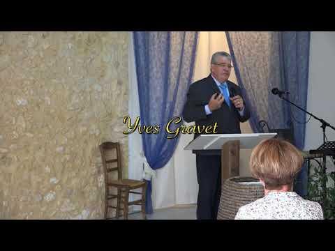Yves GRAVET : Il y a de la joie à donner