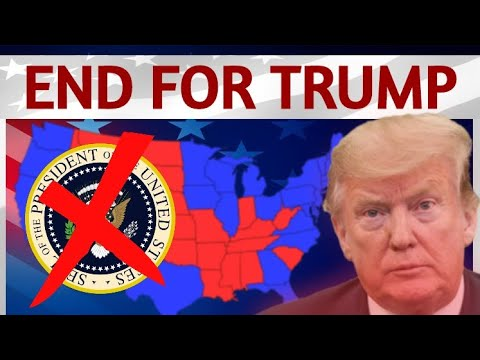 This Is The END For Trump... | 2020 Election Analysis