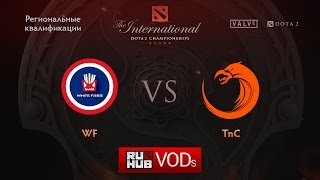 WFG vs TnC, game 1