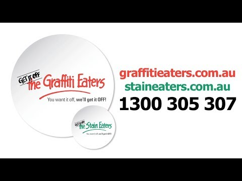 Australia's First Graffiti Removal Company