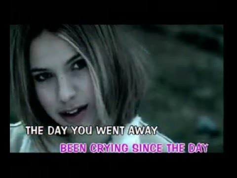 Hát karaoke bài hát The day you when away-M2M