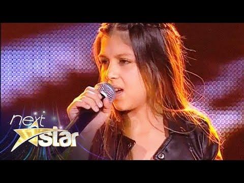 ", title : 'Vanessa Marzavan - Rihanna - ""Russian roulette"" - Next Star'"