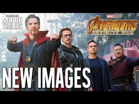 AVENGERS: INFINITY WAR | Destiny arrives in awesome new images
