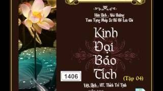 17/40, Pháp hội: Bồ Tát Kiến Thiệt (tt) (HQ) | Kinh Đại Bảo Tích tập 04