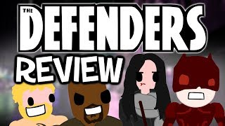 'I am the Immortal Iron Fi-' OMG NOBODY CARES Is The Defenders bad? Or is it really good? Who knows? (I do!) SUBSCRIBE ...