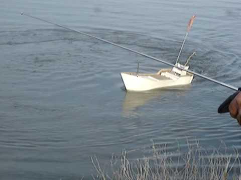 καραβακι για  ψαρεμα του Τελη
