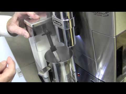 Crew Review: DeLonghi PrimaDonna De Luxe Espresso Machine
