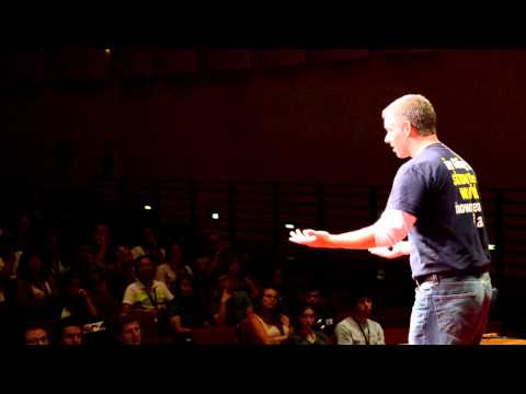 Allow Students to do the Impossible: Aaron Donaghy at TEDxClaremontColleges