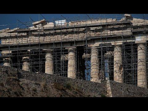 Η κλιματική αλλαγή απειλεί τα αρχαία μνημεία