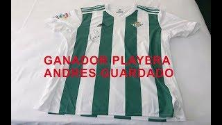 GANADOR PLAYERA ANDRES GUARDADO !!!!