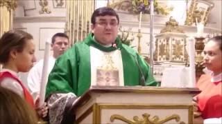 Homilia Padre Geovane Missa com orações por Cura e Libertação