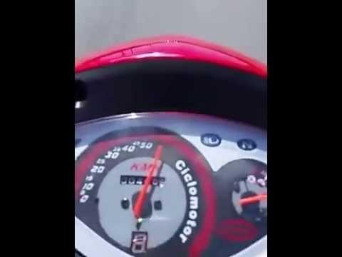 jonny meet 50cc chegando a 100 kmh