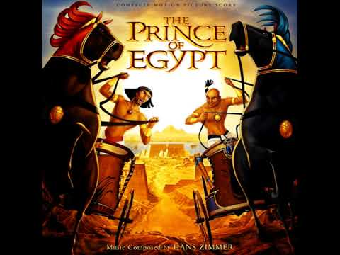 03 The Prince Of Egypt Chariot Race OST