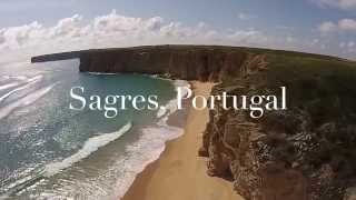 Sagres Portugal  city photo : Portrait of Sagres, Beliche, Portugal | dji phantom 2 drone