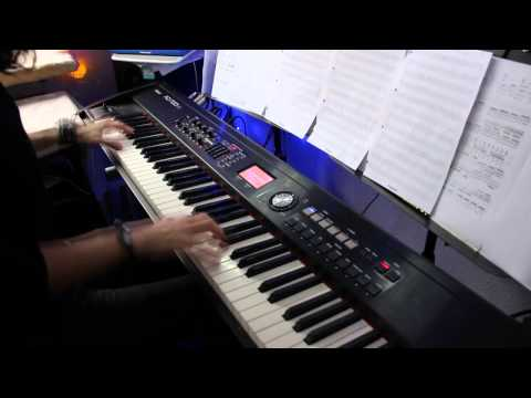 Queen - Too Much Love Will Kill You - piano cover Video