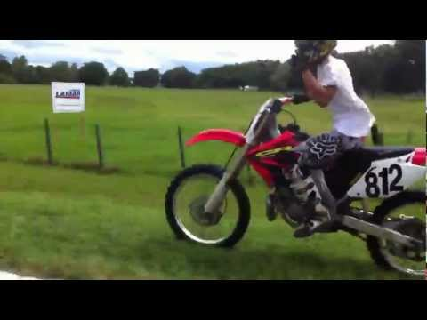 03 cr250 5th gear wheelies
