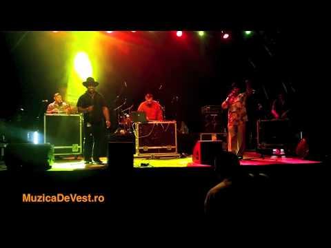 Shukar Collective live @ Peninsula Festival 2012