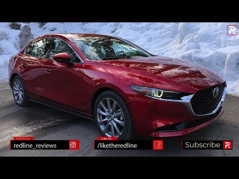 2019 Mazda 3 AWD – The Most Desirable Compact Car?