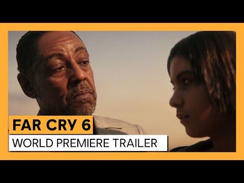 Far Cry 6 cinematique  de