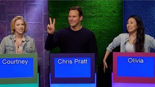 Video CHRIS PRATT is on our Game Show! MP3, 3GP, MP4, WEBM, AVI, FLV Desember 2018