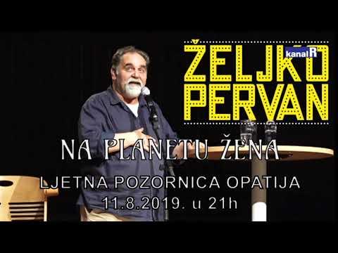 Željko Pervan progovara o svojim ženama u životu !