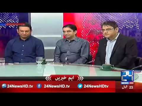 Khara Such with Lucman 27th July 2016 (Karachi Exclusive)