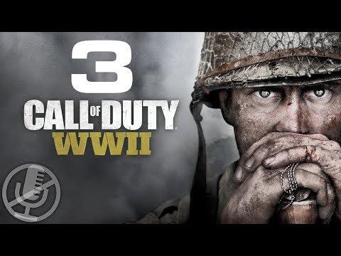Call of Duty WW2 Прохождение Без Комментариев На Русском На ПК Часть 3 — Цитадель