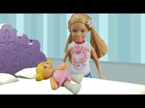 Miss Polly had a Dolly Nursery Rhyme