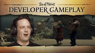 Gameplay con Phil Spencer