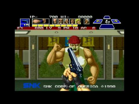 the super spy neo geo review