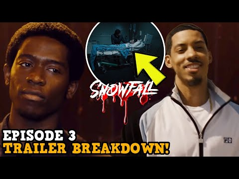 Snowfall Season 4 'EPISODE 3 OFFICIAL TRAILER BREAKDOWN'