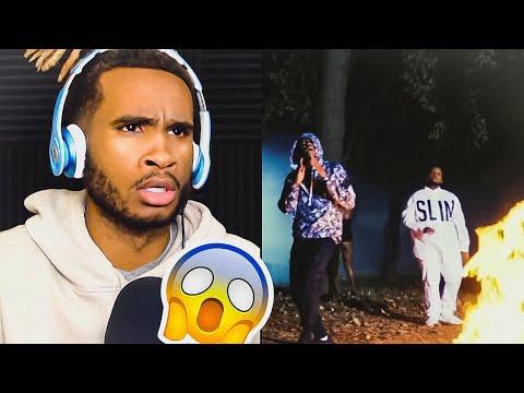 DJ SLIM FT. Yanga, Emtee, Tshego & Cassper Nyovest - Phanda Mo | REACTION VIDEO